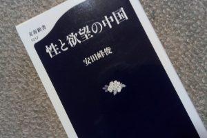 性と欲望の中国